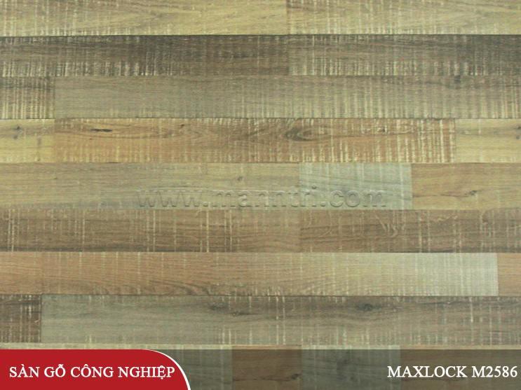 Sàn gỗ Max Lock M2586