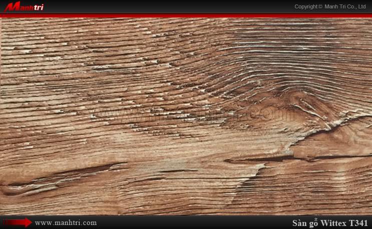 Sàn gỗ Wittex T341