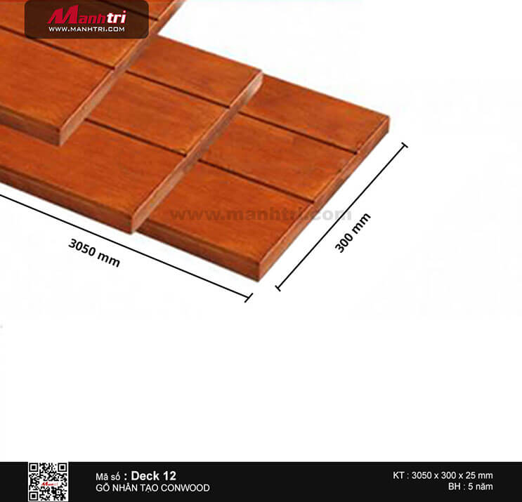 Cầu thang Conwood Deck 12