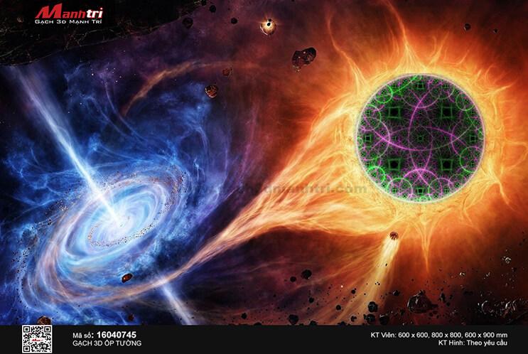 Vũ trụ biến hóa kì ảo