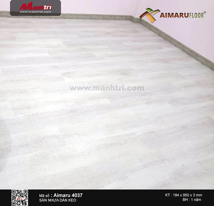 Thi công sàn gỗ công nghiệp Smart Wood 2923 tại chung cư Lotus, 273 Lý Thái Tổ, Q.10