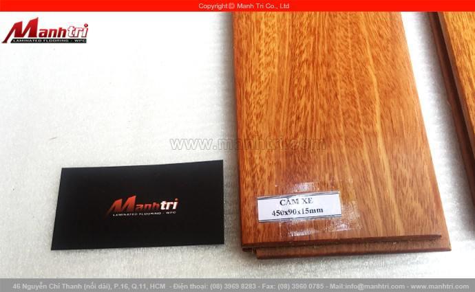 Sàn gỗ Căm Xe 450