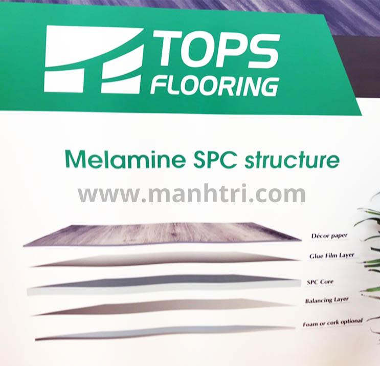 Melamine SPC là gì?