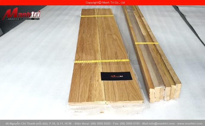 Sàn gỗ Sồi Trắng 600