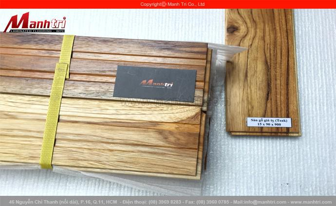 Sàn gỗ Teak 900