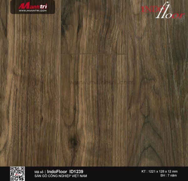 Sàn gỗ Indo Floor ID1239