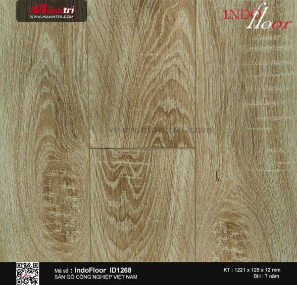 Sàn gỗ Indo Floor ID1268
