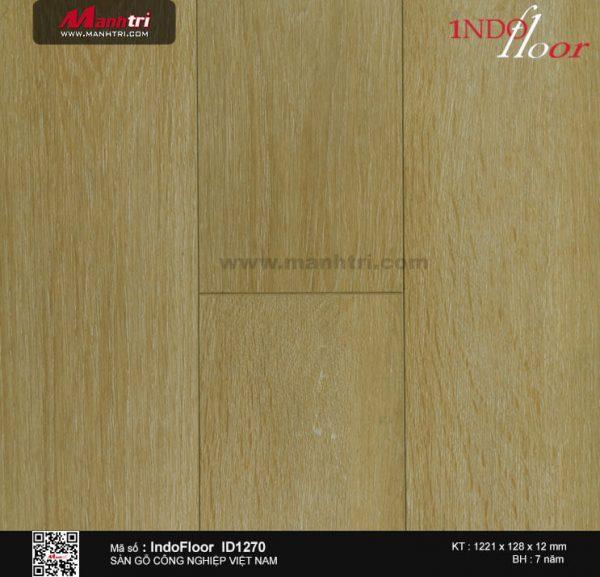 Sàn gỗ Indo Floor ID1270