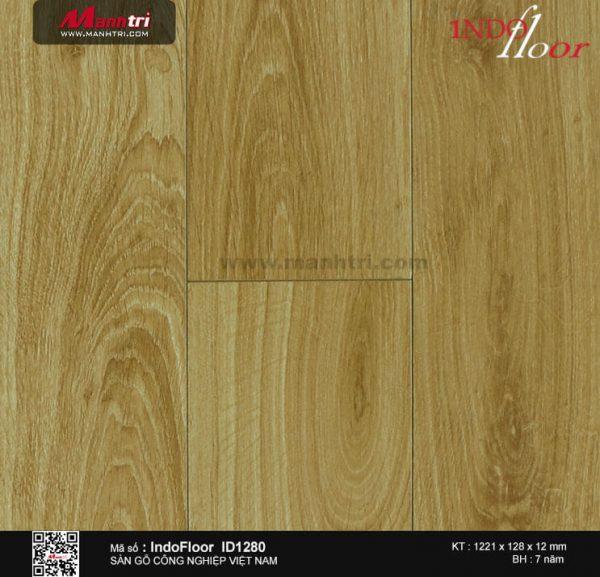 Sàn gỗ Indo Floor ID1280