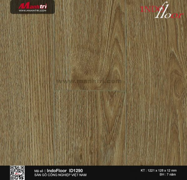 Sàn gỗ Indo Floor ID1290