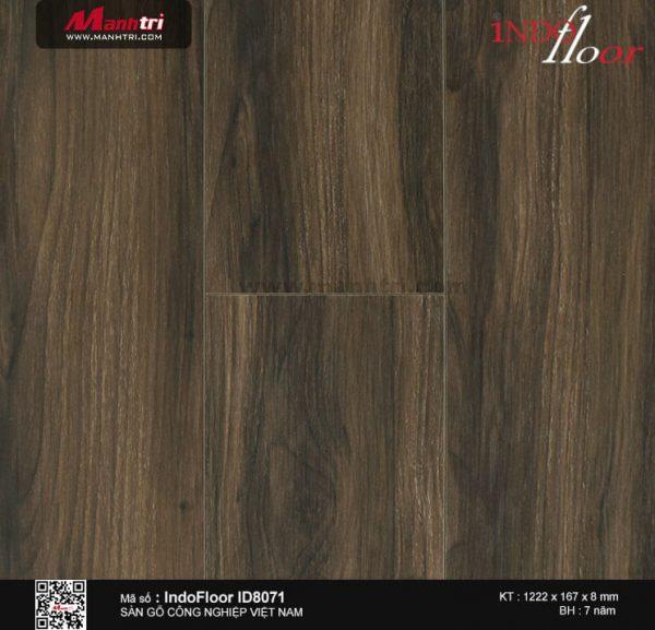 Sàn gỗ Indo Floor ID8071