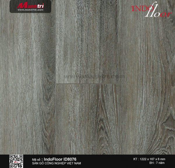 Sàn gỗ Indo Floor ID8076
