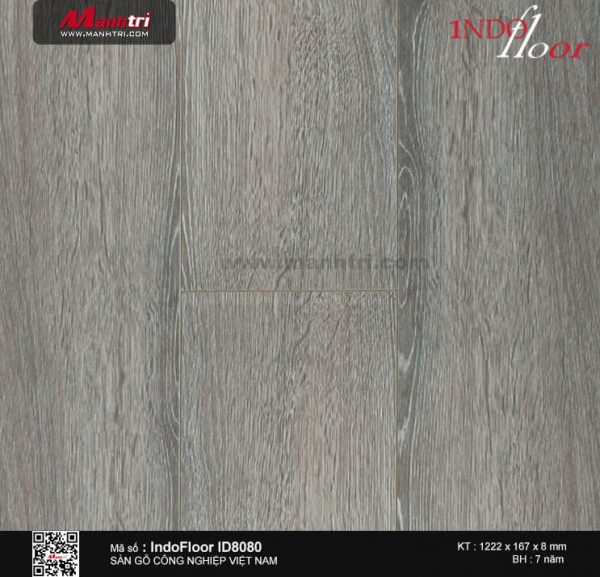 Sàn gỗ Indo Floor ID8080