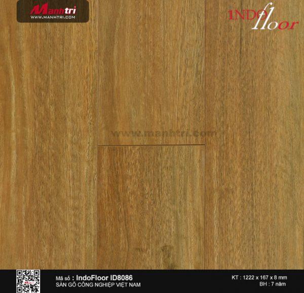 Sàn gỗ Indo Floor ID8086