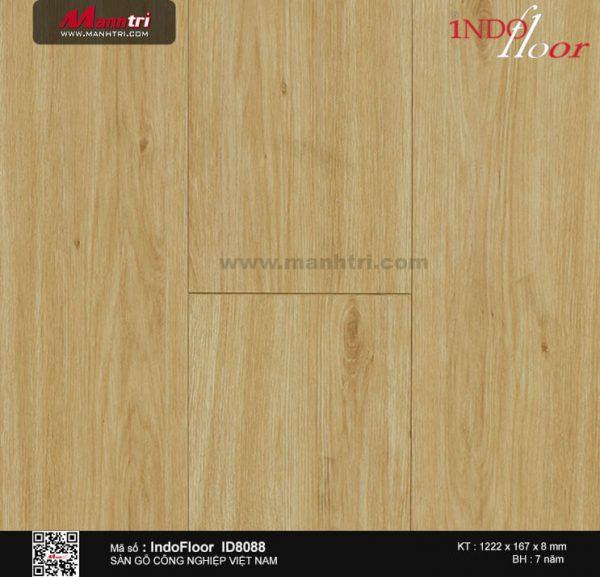 Sàn gỗ Indo Floor ID8088