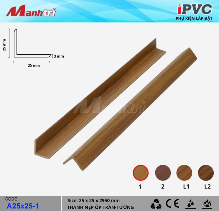 Phụ Kiện IPVC A25x25-1