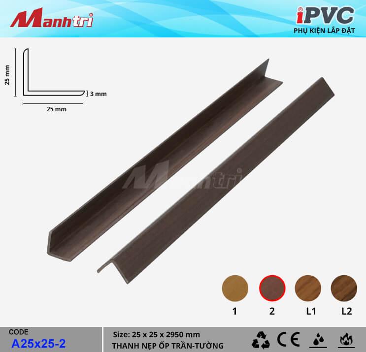 Phụ Kiện IPVC A25x25-2