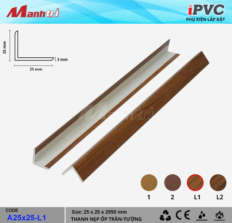 Phụ Kiện IPVC A25x25-L1