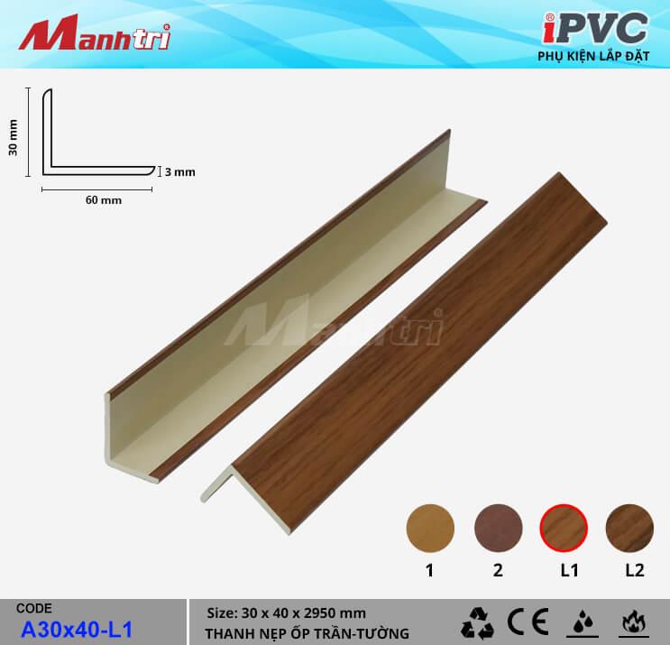 Phụ Kiện IPVC A30x40-L1