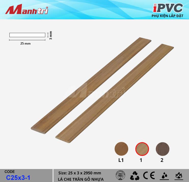 Phụ Kiện IPVC C25x3-1