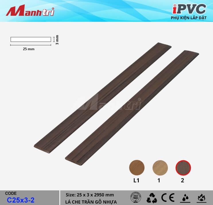 Phụ Kiện IPVC C25x3-2