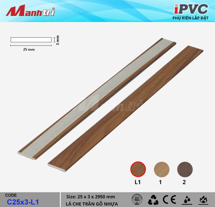 Phụ Kiện IPVC C25x3-L1