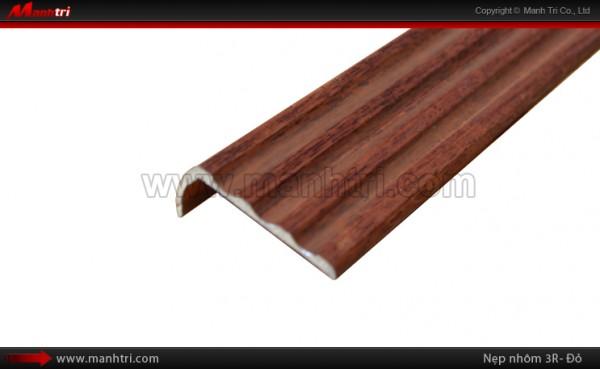Nẹp nhôm sàn gỗ 3R đỏ