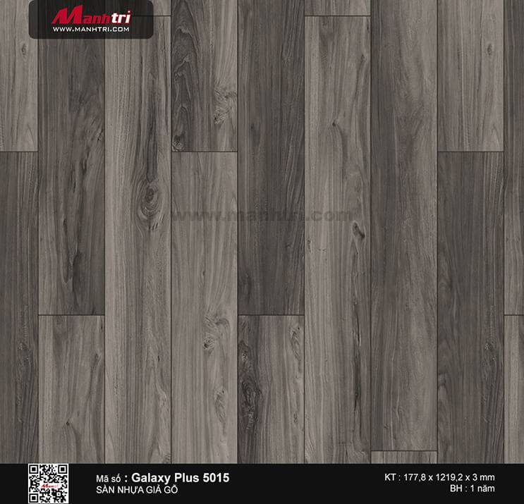Sàn nhựa giả gỗ Galaxy Plus 5015