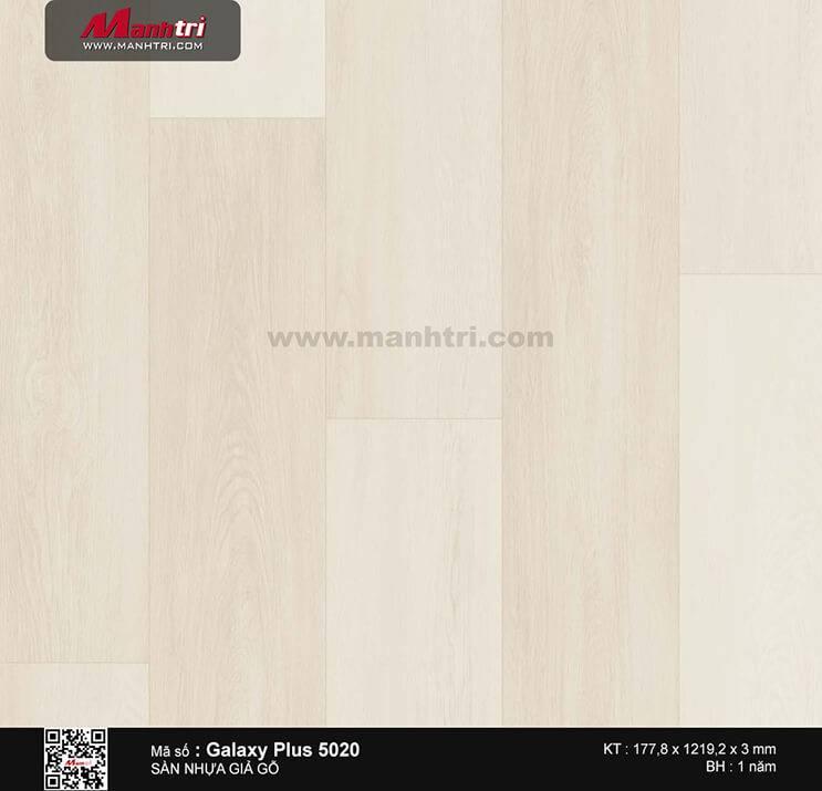 Sàn nhựa giả gỗ Galaxy Plus 5020