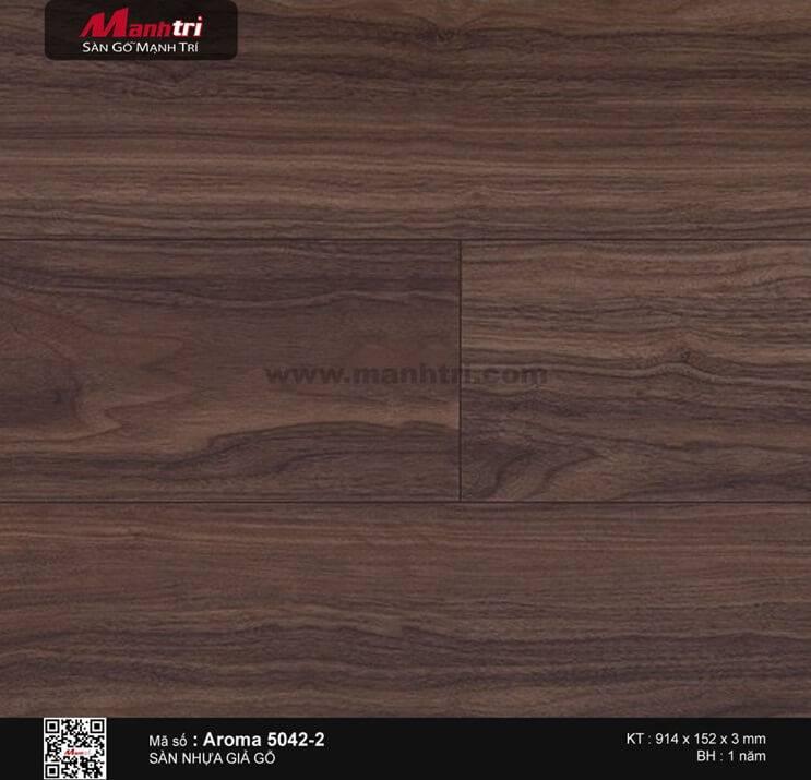 Sàn nhựa Aroma 5042-2
