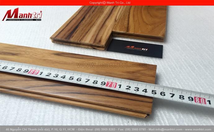 Sàn gỗ Teak 750