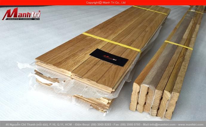 Sàn gỗ Sồi Trắng 450