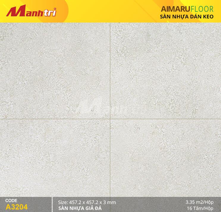 Sàn nhựa Aimaru giả đá A-3204