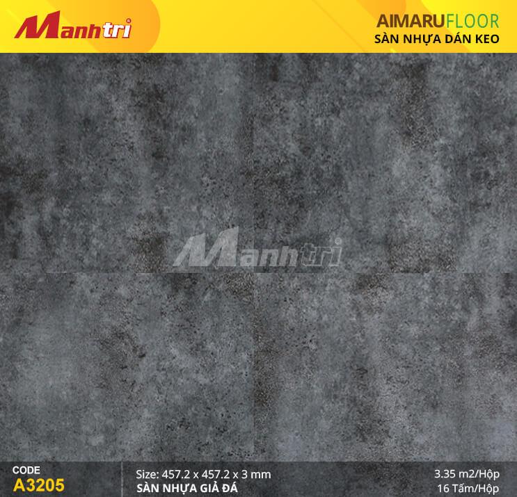 Sàn nhựa Aimaru giả đá A-3205