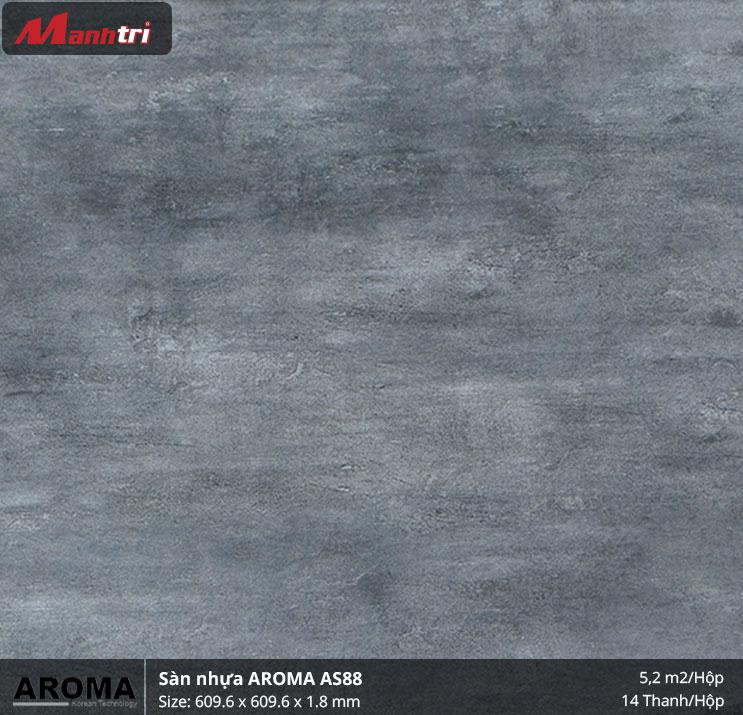 Sàn nhựa giả đá Aroma AS88