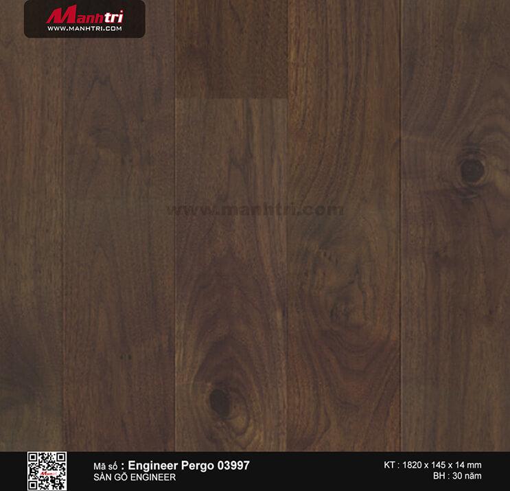 Sàn gỗ kĩ thuật Engineer Pergo 03997
