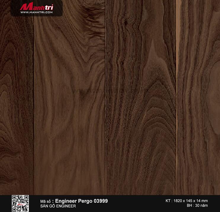 Sàn gỗ kĩ thuật Engineer Pergo 03999