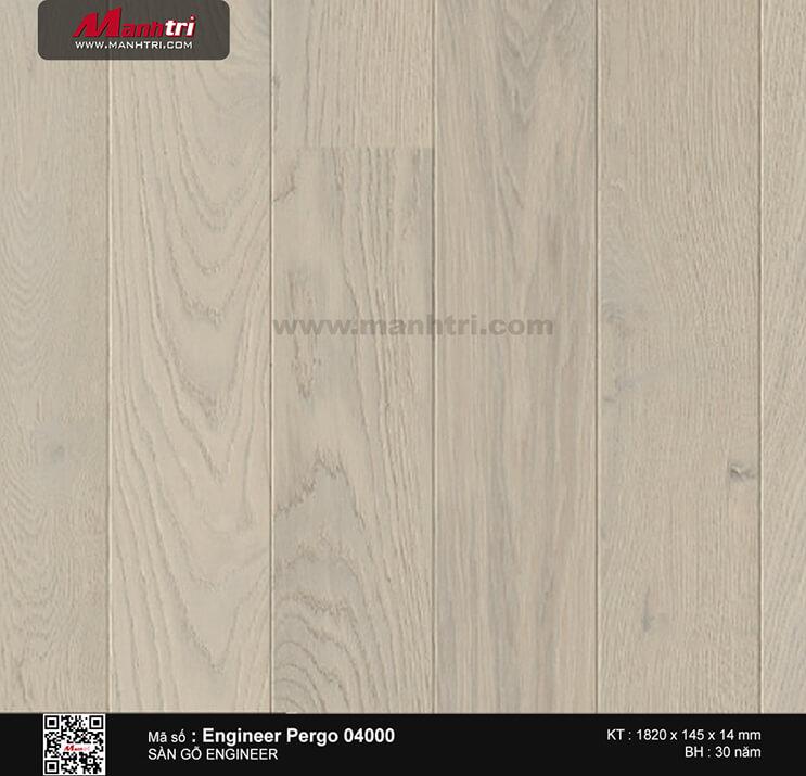 Sàn gỗ kĩ thuật Engineer Pergo 04000