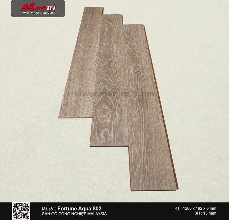Sàn gỗ Fortune Aqua 802