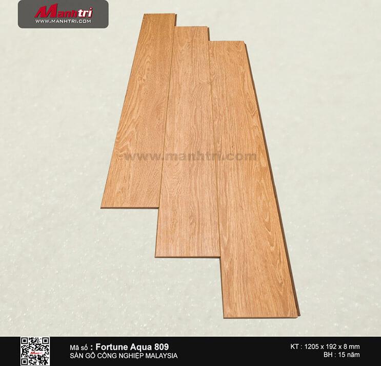 Sàn gỗ Fortune Aqua 809