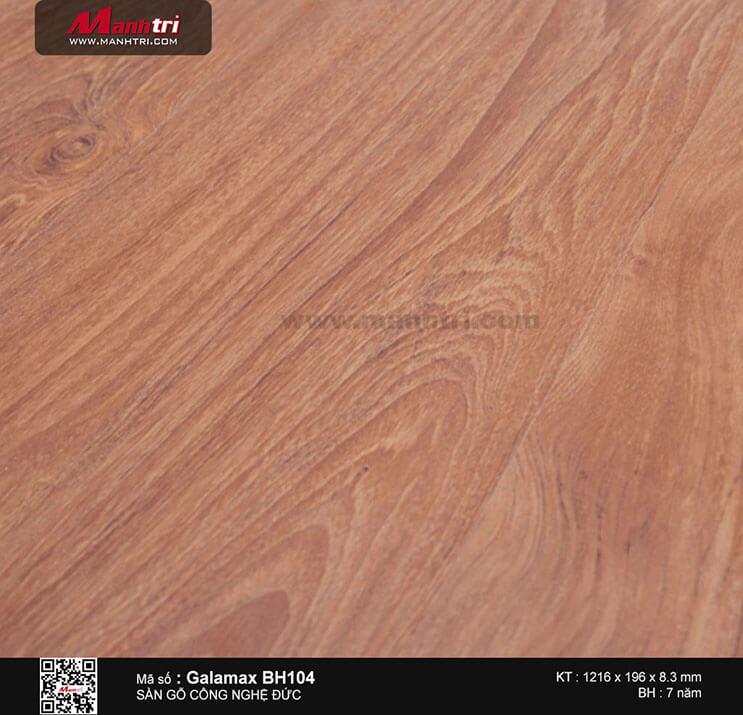 Sàn gỗ công nghiệp Galamax BH104