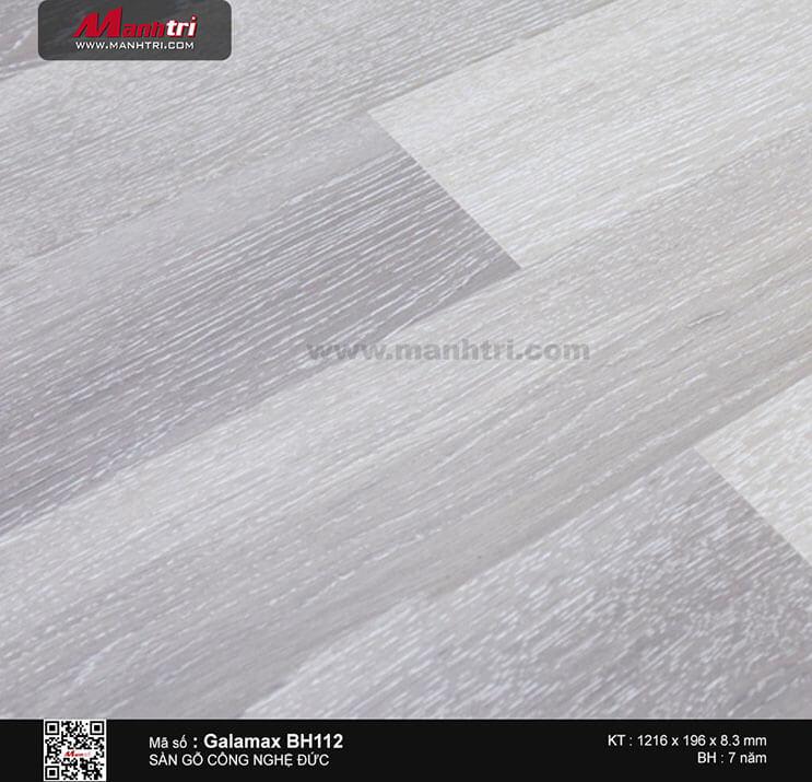 Sàn gỗ công nghiệp Galamax BH112
