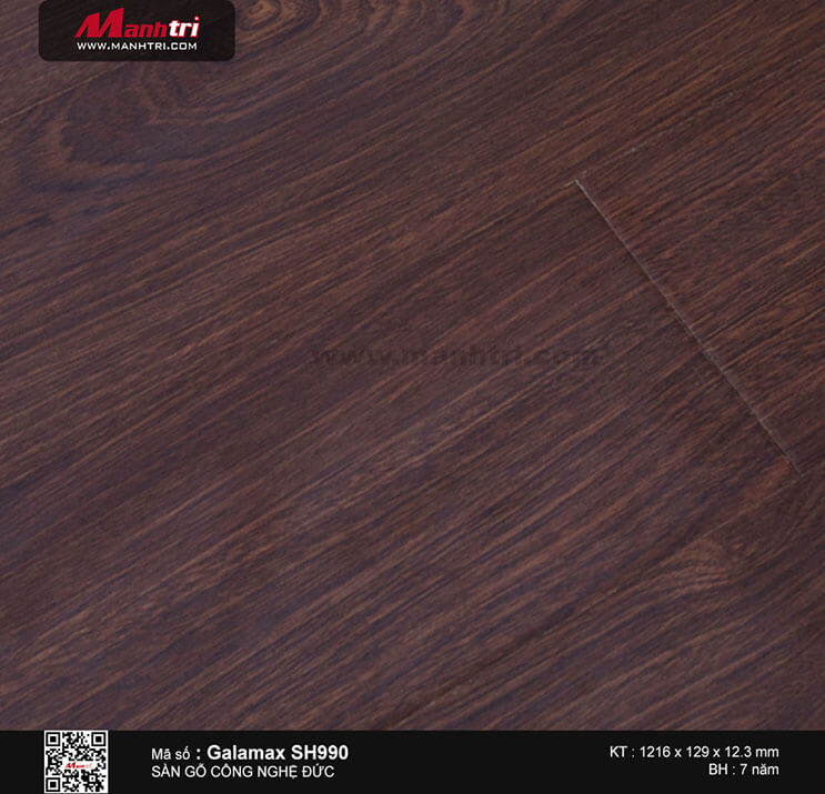 Sàn gỗ công nghiệp Galamax SH990
