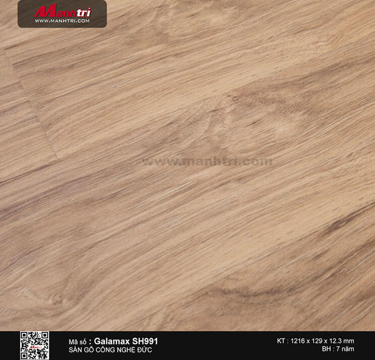 Sàn gỗ công nghiệp Galamax SH991