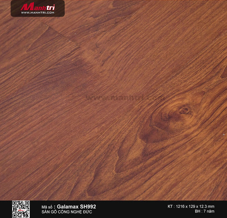 Sàn gỗ công nghiệp Galamax SH992