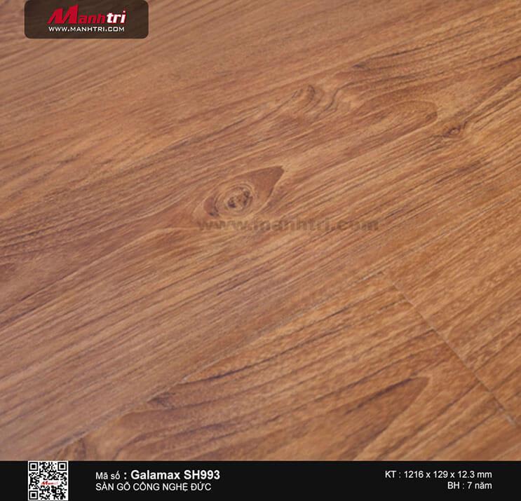 Sàn gỗ công nghiệp Galamax SH993