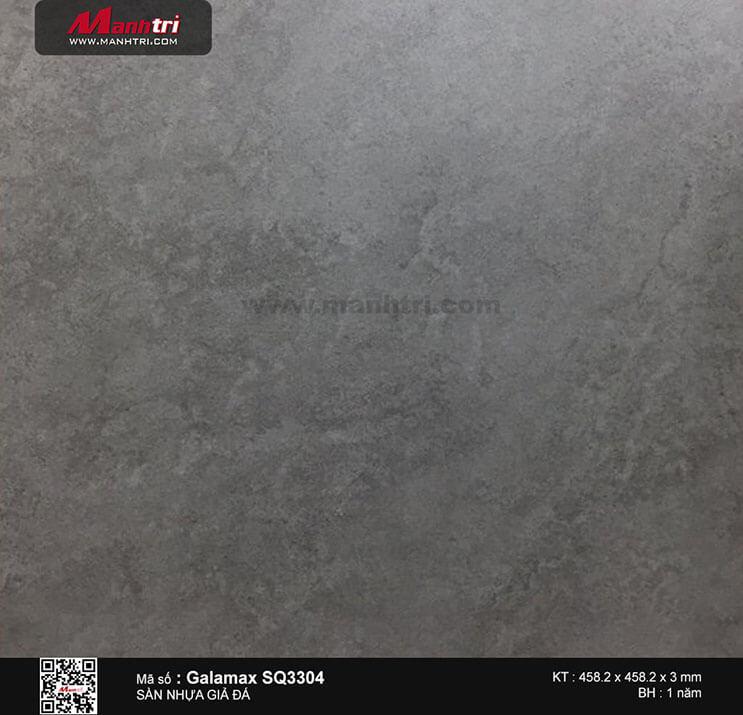 Sàn nhựa giả đá Galamax SQ3304