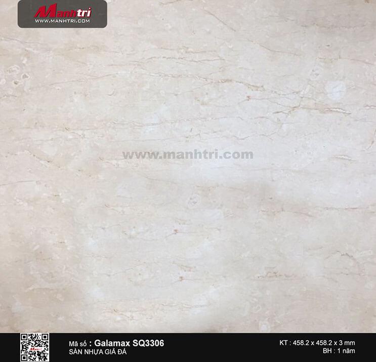 Sàn nhựa giả đá Galamax SQ3306