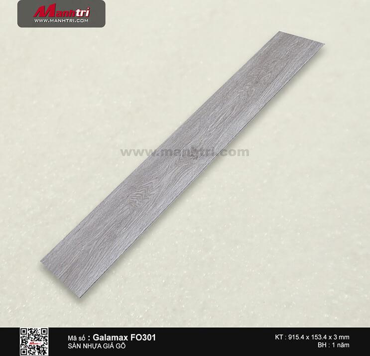 Sàn nhựa giả gỗ Galamax FO301