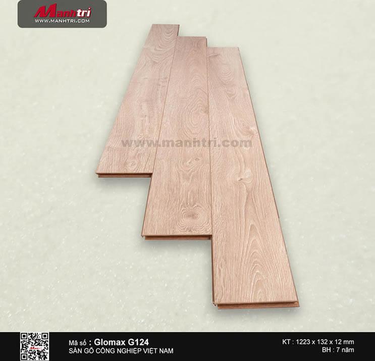 Sàn gỗ công nghiệp Glomax G124